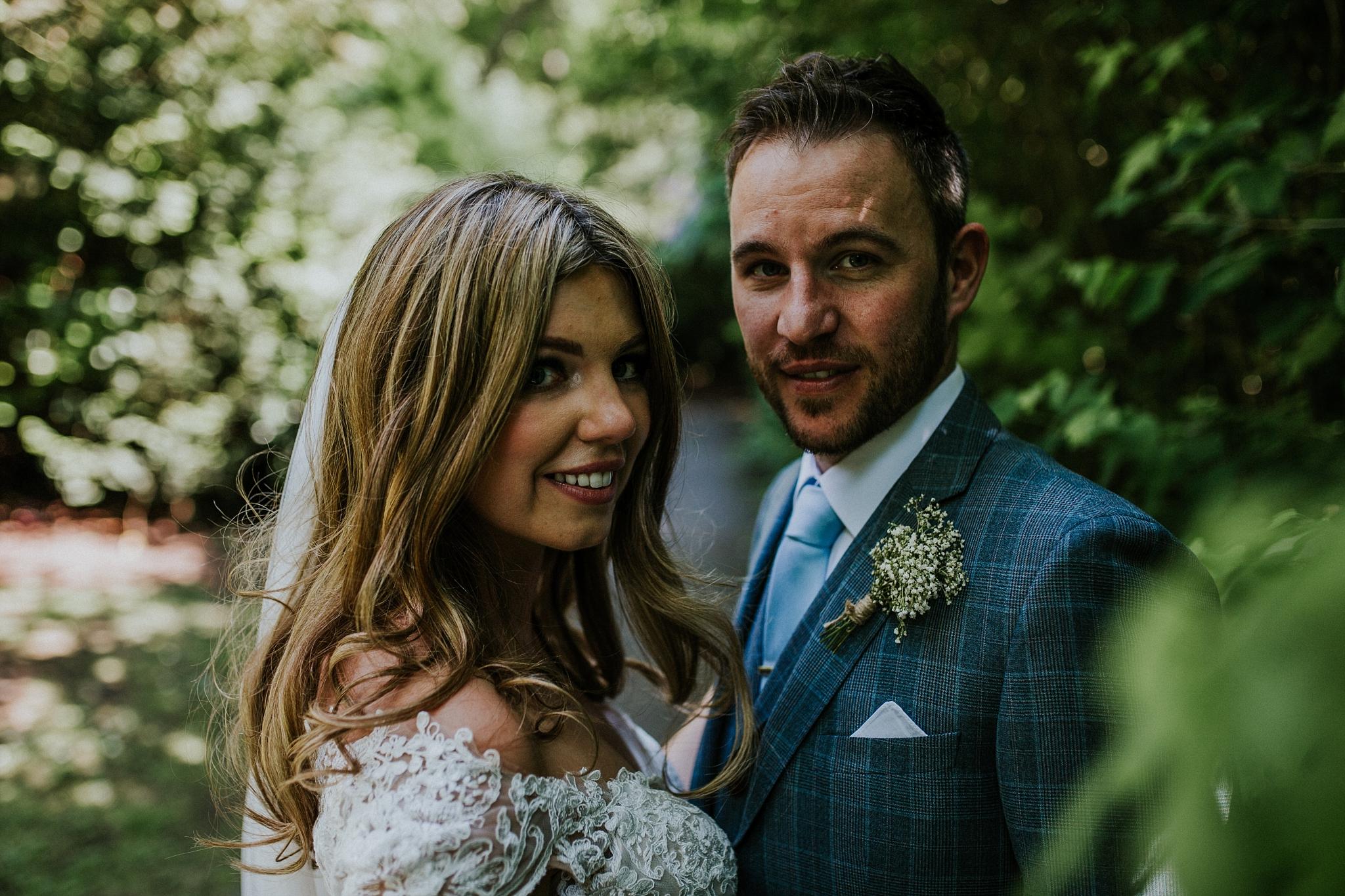 Lucy & Jamie's Wedding Day