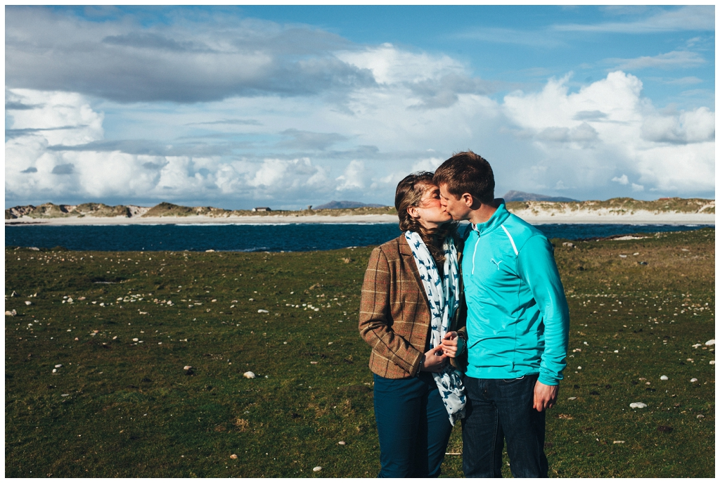 Culla Bay Engagement Shoot \\ Alana & Hector