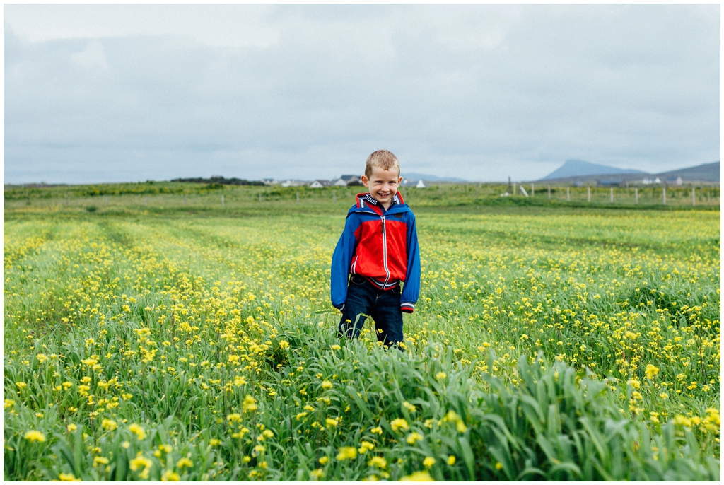 Clickybox Photography - Outer Hebrides Family Photography