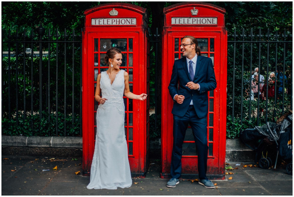 London Wedding Photographer - Clickybox Photography