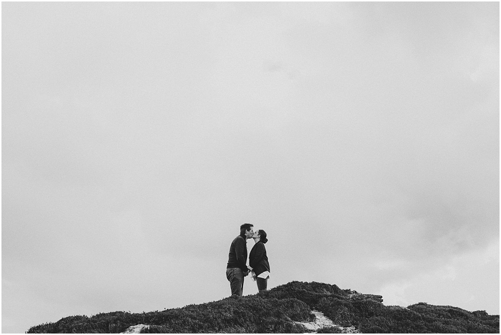 South Uist Engagement Shoot  \\ Karen & Marc