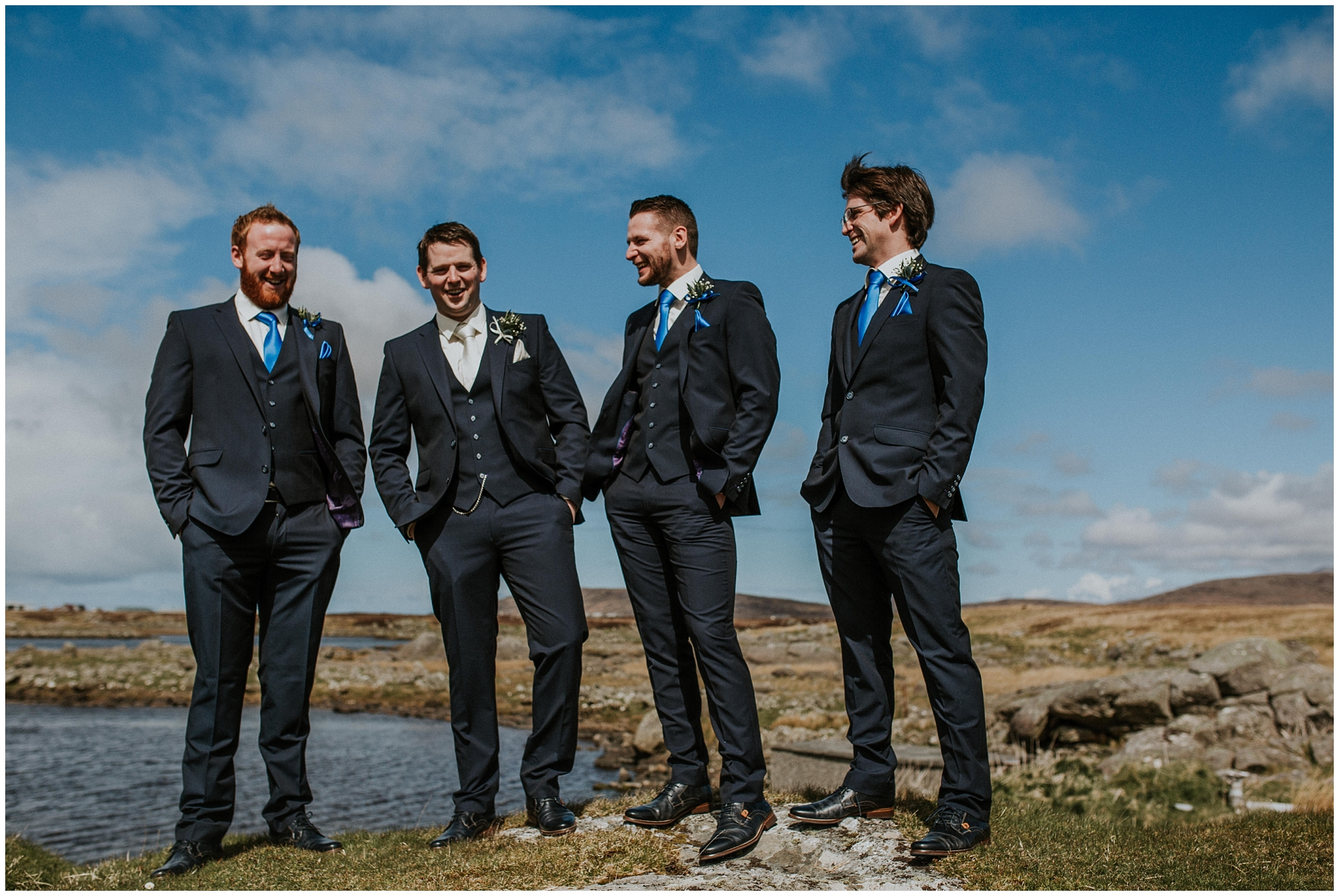 Outer Hebrides Wedding Photography