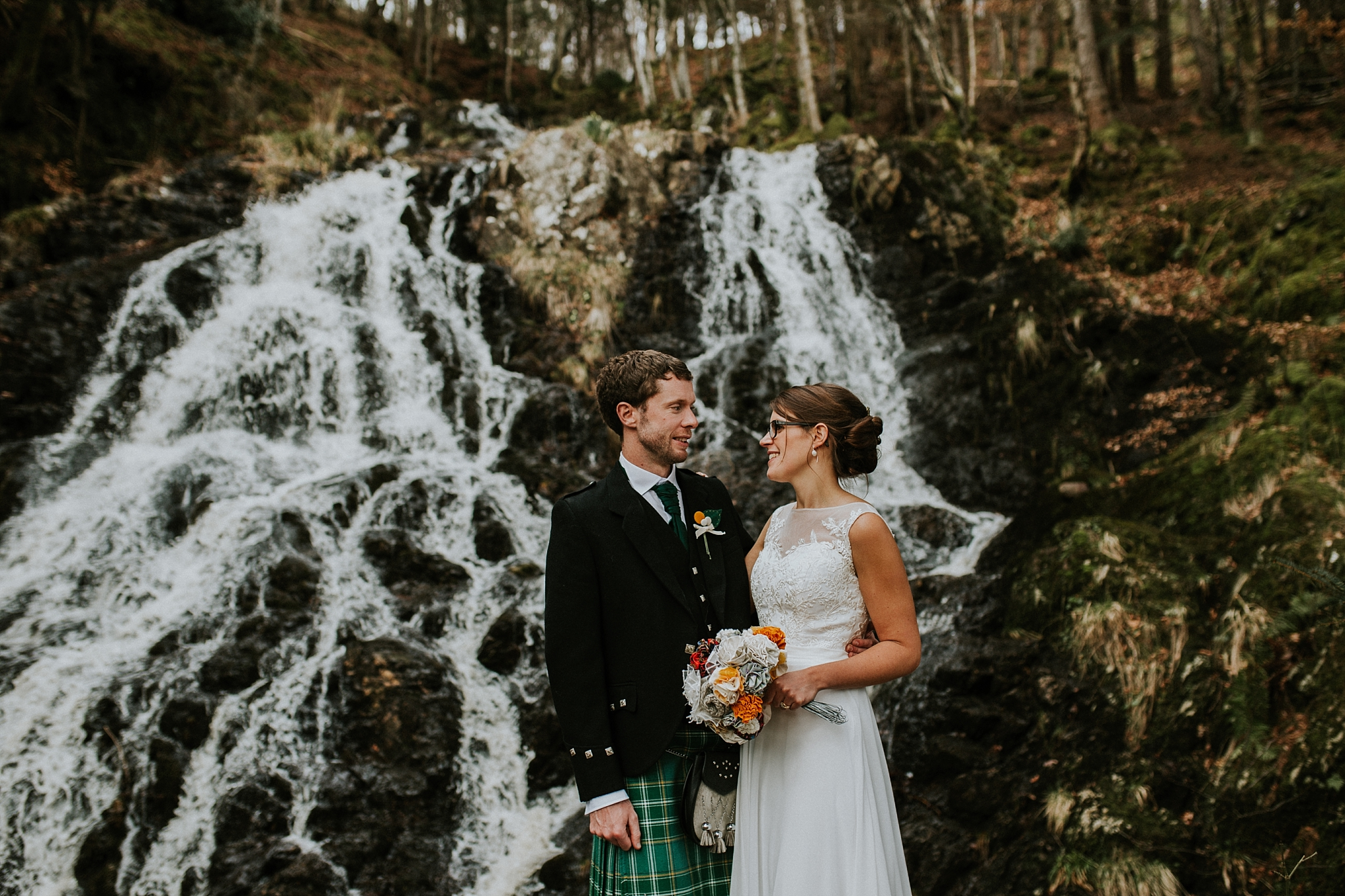 Comrie Croft Wedding Scotland
