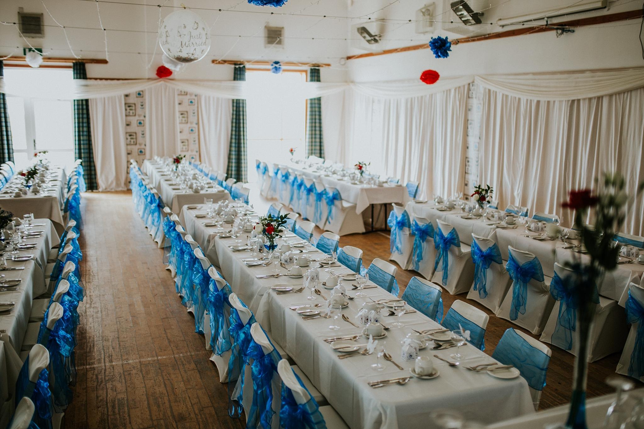 Carnish Hall Wedding, North Uist Wedding