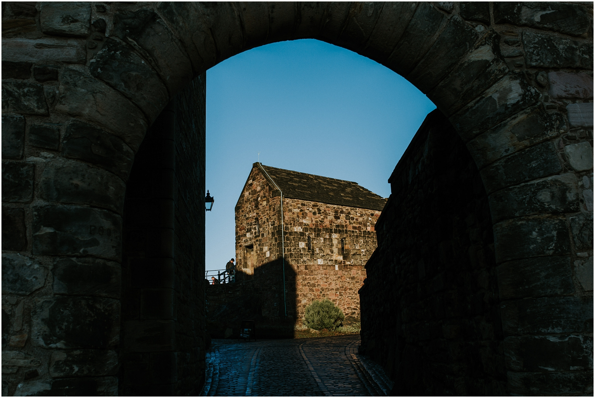 St. Margargets Chapel, Edinburgh Castle