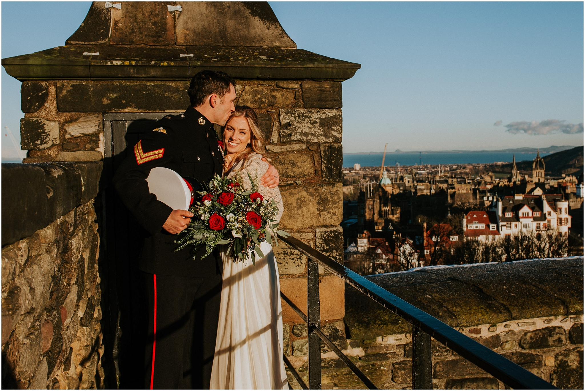 castle,edinburgh,edinburghweddingphotographer,elopement,scotland,wedding,